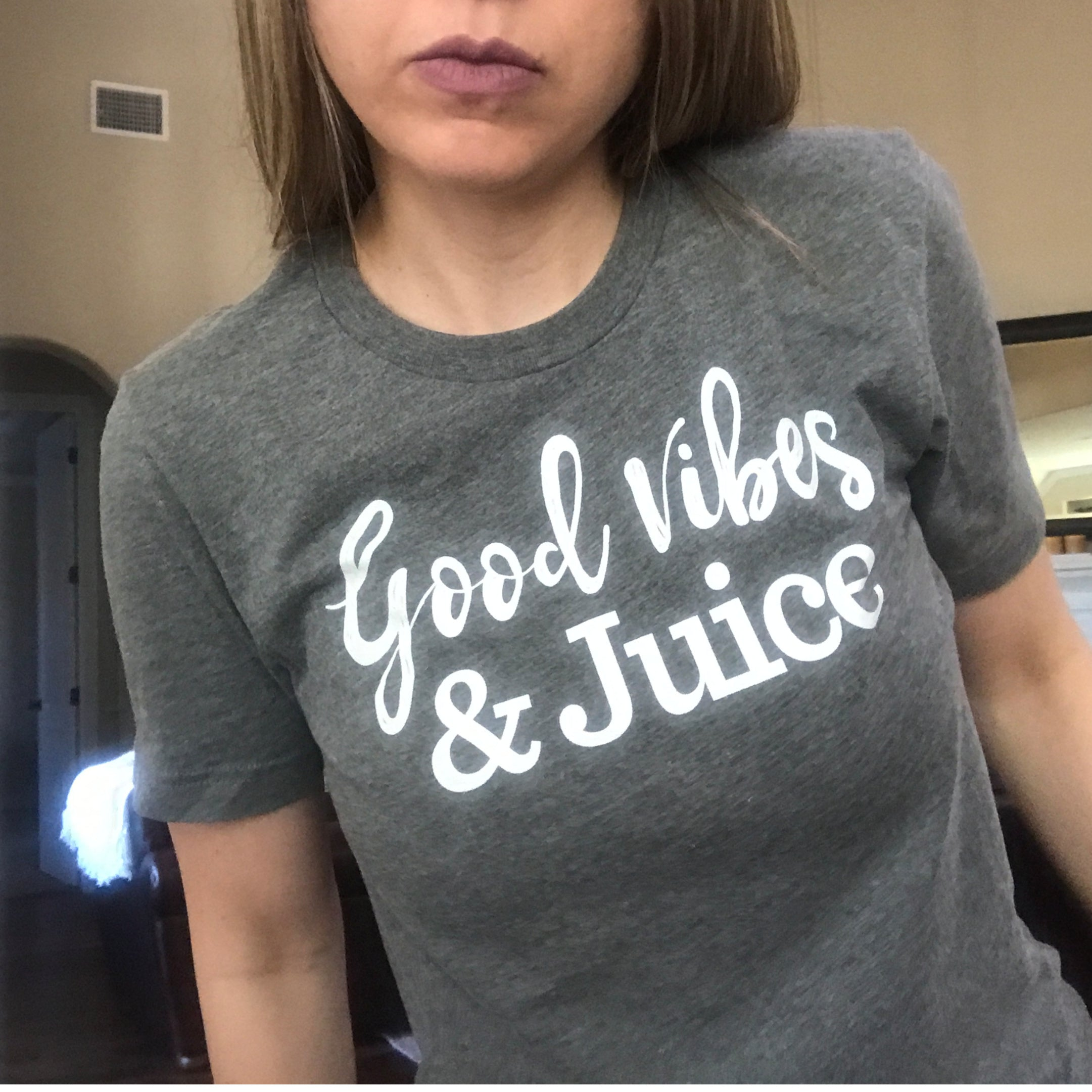 Good Vibes & Juice T-Shirt