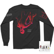 Freefall Longsleeve + CD Bundle