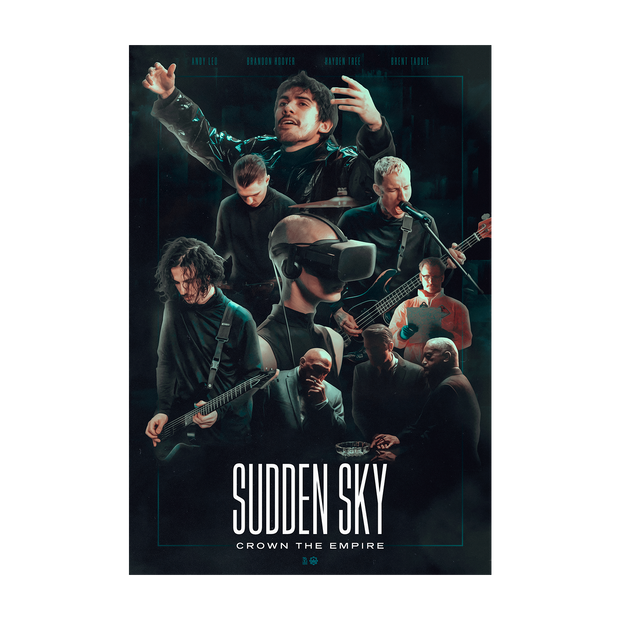 Sudden Sky Box + Limited Edition Canvas