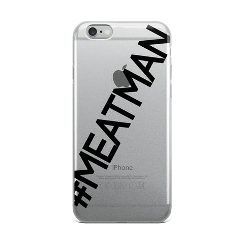 #MEATMAN iPhone Case