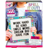 Spell It Out! Letterboard Kit