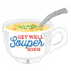 Get Well Soup Balloon