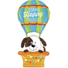 Get Well Puppy Balloon
