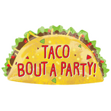 Taco 'Bout a Party Balloon
