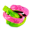Neon Knot Headbands