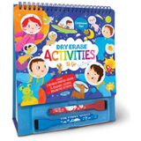 Dry Erase Activities To Go: Outer Space