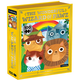 The Wonderful Wizard of Pawz Puzzle 100pc