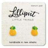 Lillyput Earrings: