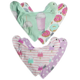 Summer Sweets Bib Set