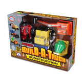 Magnetic Build a Vehicle: