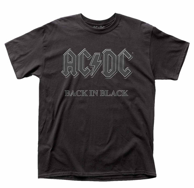 AC/DC Back in Black Shirt