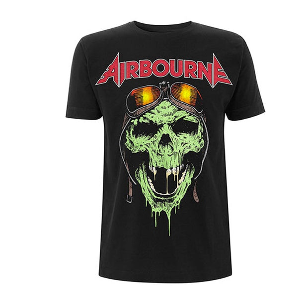 Airbourne Hell Pilot Glow Shirt