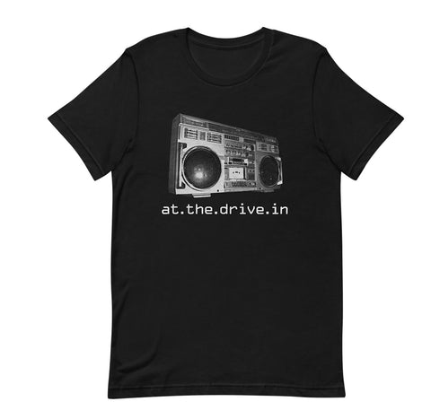 At The Drive In Boom Box Shirt
