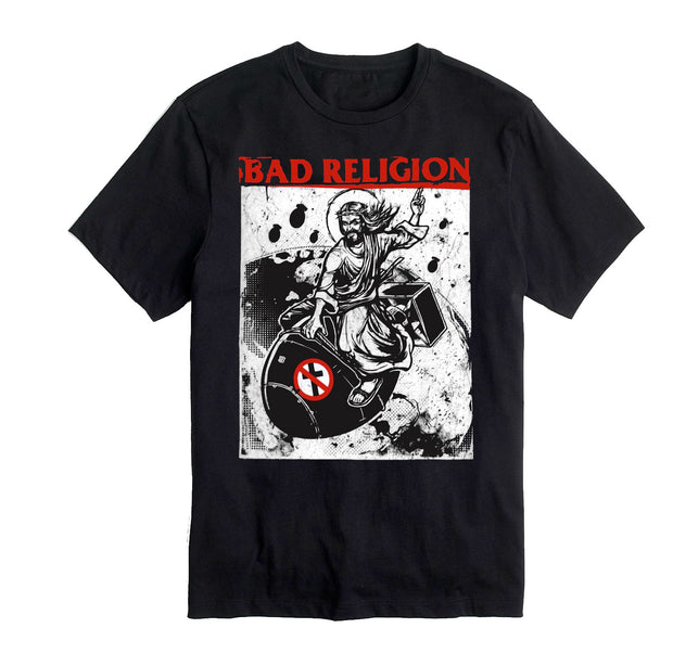 Bad Religion Atomic Jesus Shirt