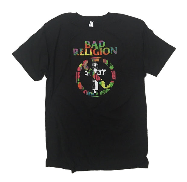 Bad Religion No Control Cross Busters Shirt