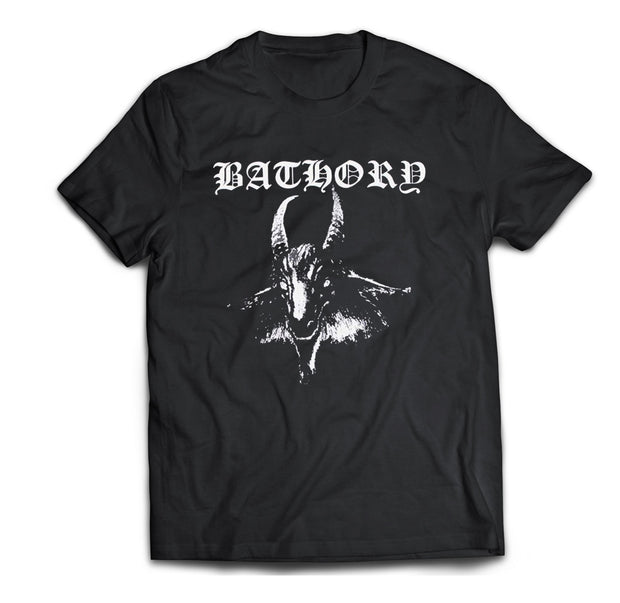 Bathory Goat Album Shirt