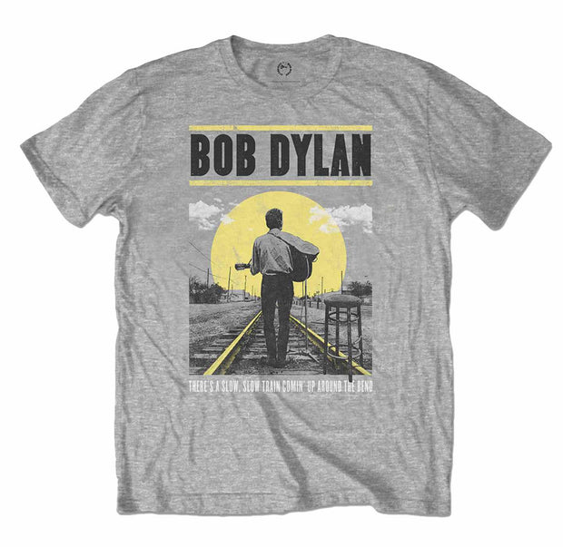 Bob Dylan Slow Train Coming Shirt