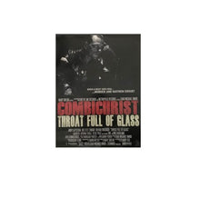 Load image into Gallery viewer, Combichrist Throat Full of Glass Video Poster