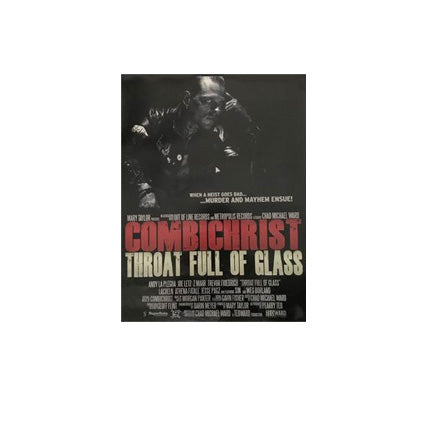 Combichrist Throat Full of Glass Video Poster