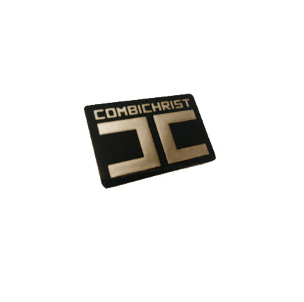 Combichrist Metal Pin