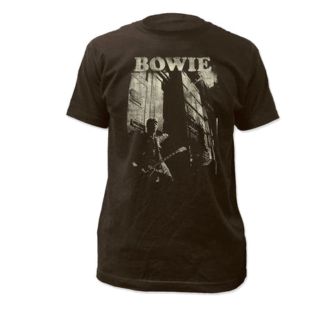 David Bowie Guitar Shirt