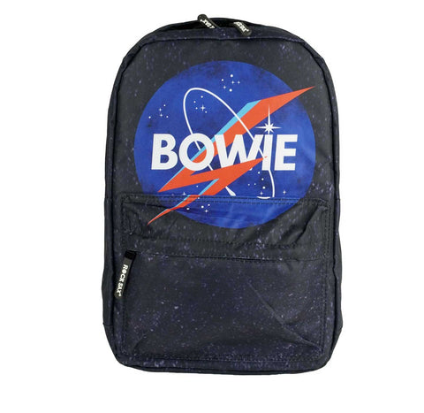 David Bowie Space Backpack