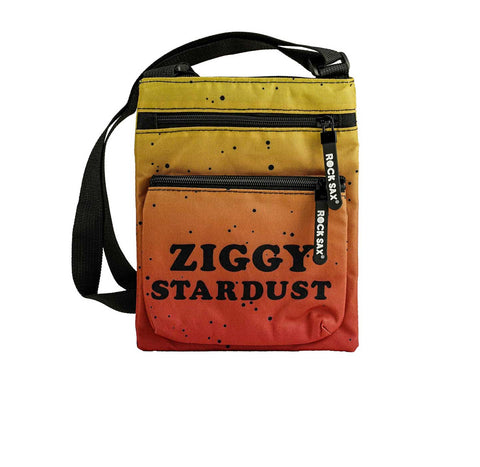 David Bowie Ziggy Stardust Crossbody Bag