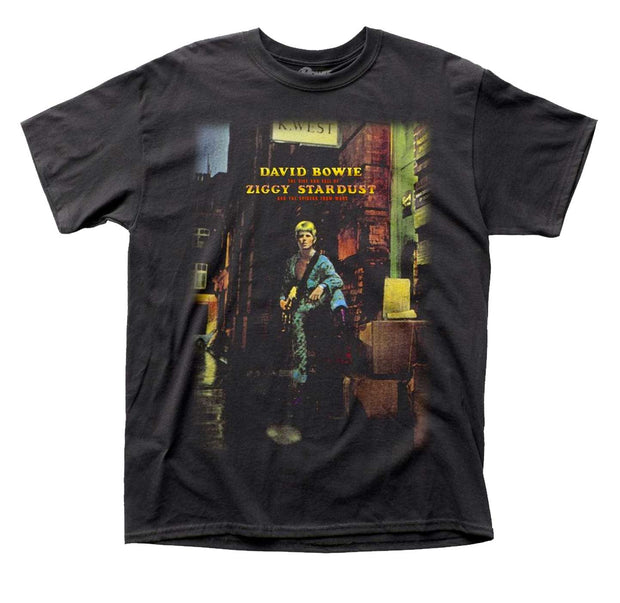 David Bowie Ziggy Stardust Plays Guitar Shirt