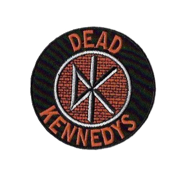 Dead Kennedys Brick Logo Patch