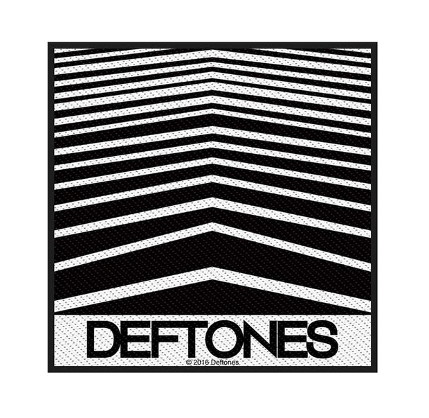Deftones Lines Patch