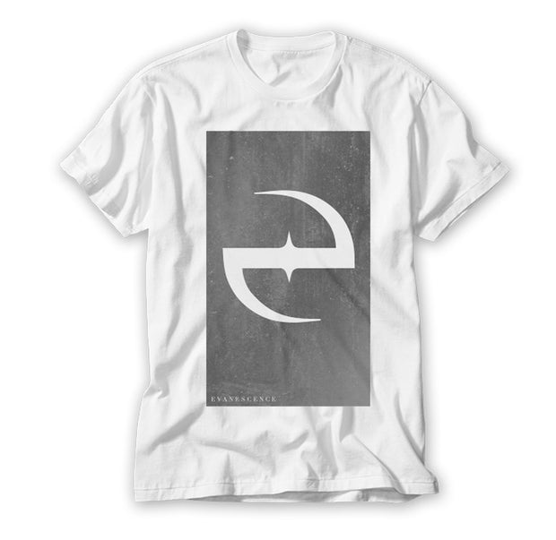 Evanescence Faded Shirt