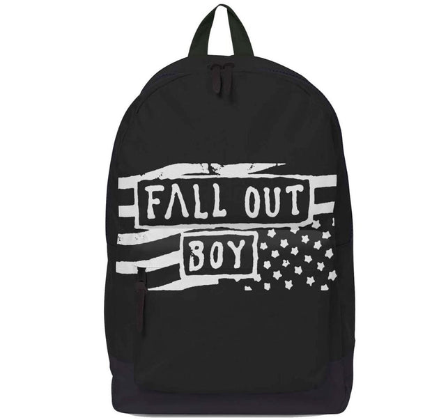 Fall Out Boy Flag Backpack