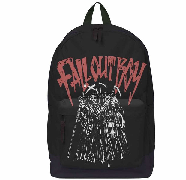 Fall Out Boy Reaper Gang Backpack