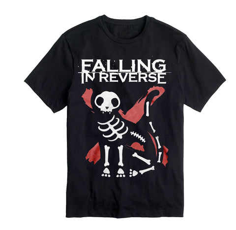 Falling in Reverse X-ray Cat Shirt