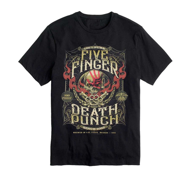 Five Finger Death Punch 100 Proof