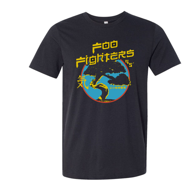 Foo Fighters Bonsai Tree Shirt
