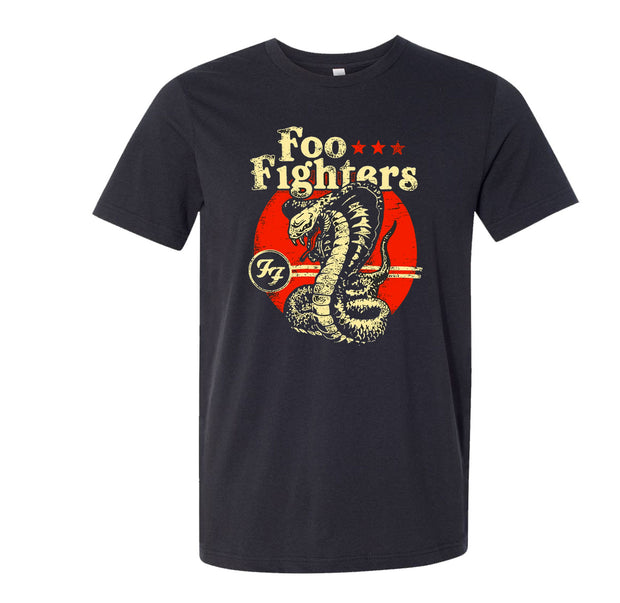 Foo Fighters Cobra Shirt