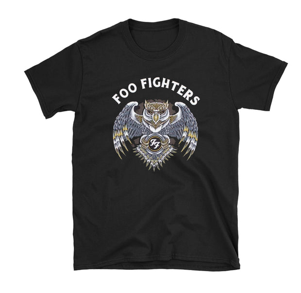 Foo Fighters Owl Shirt