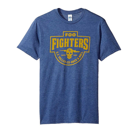 Foo Fighters San Francisco Valley Est. 1995 Shirt