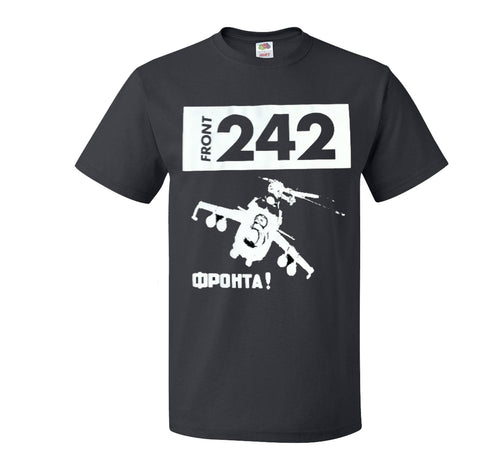 Front 242 Helicopter Shirt