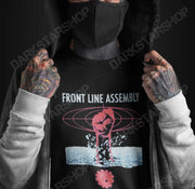 Front Line Assembly Virus Shirt