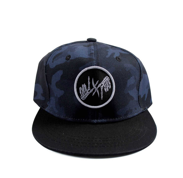 I Prevail Night Camo Snapback Hat