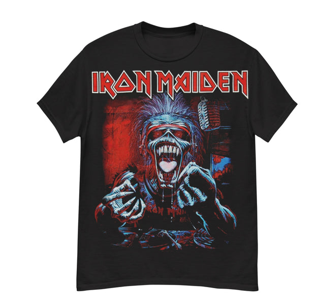 Iron Maiden A Read Dead One Shirt