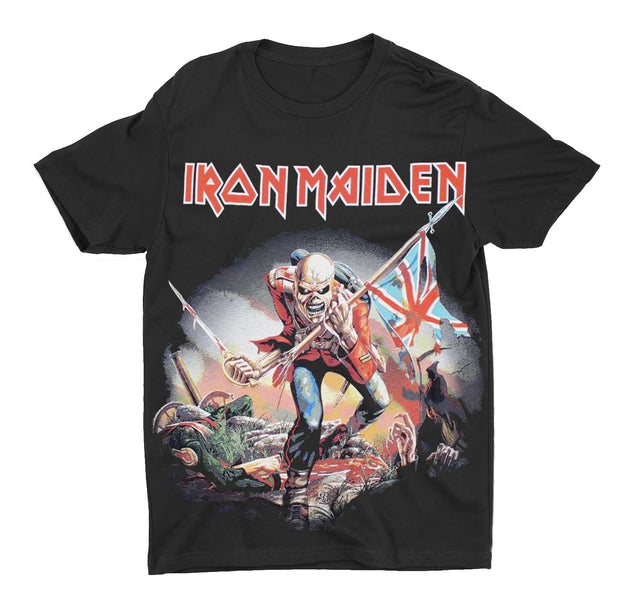 Iron Maiden the Trooper Shirt
