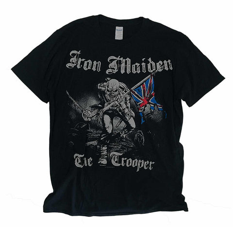 Iron Maiden Sketched Trooper Shirt