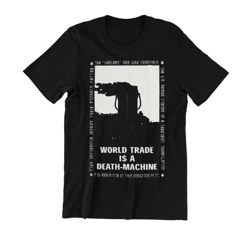 Leftover Crack World Trade Shirt