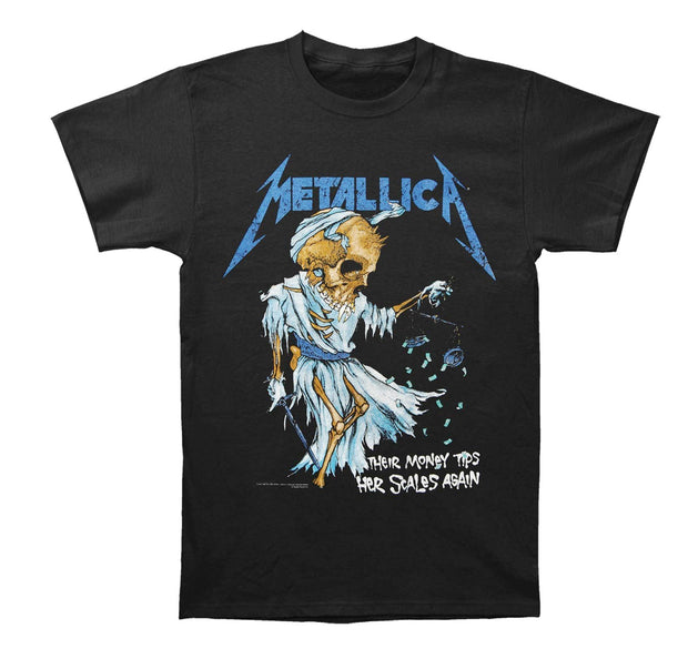 Metallica Doris Band Shirt