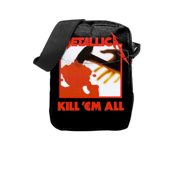 Metallica Kill Em All Crossbody Bag