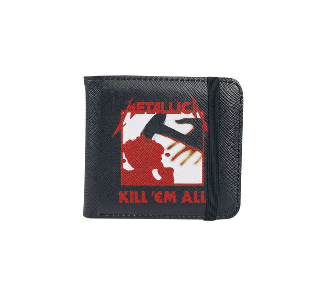 Metallica Kill Em All Wallet
