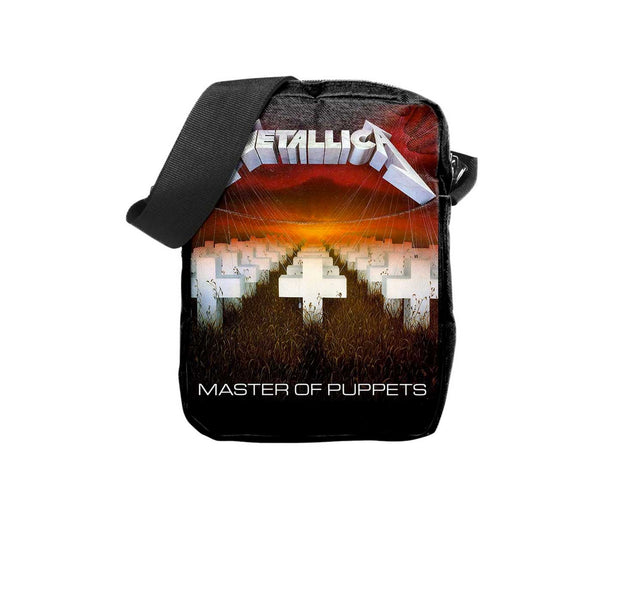 Metallica Master of Puppets Crossbody Bag